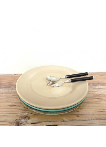 Grün & Form Frühstücksteller nuss
