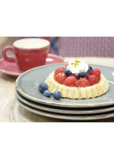 Grün & Form Frühstücksteller Olivgrün