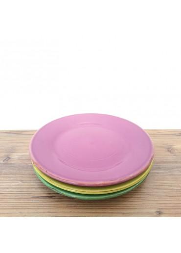 Grün & Form Frühstücksteller pflaume