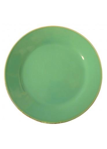 Grün & Form Speise Teller groß dunkelgrün