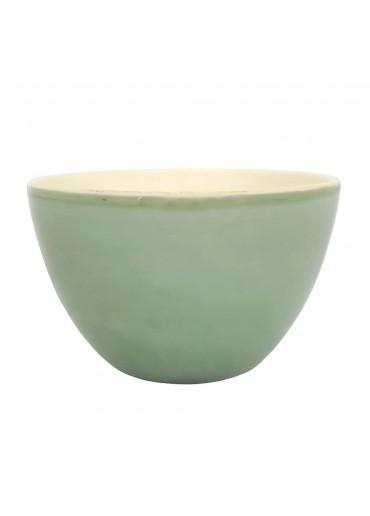 Grün & Form Salatschale L Olivgrün