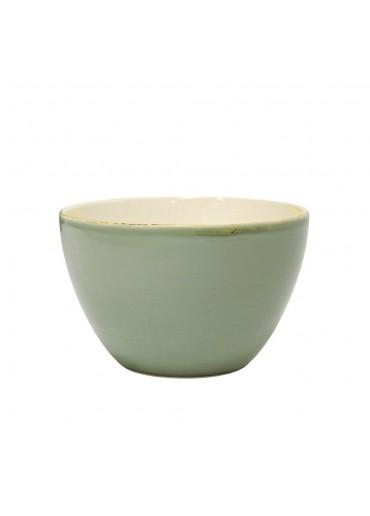 Grün & Form Salatschale M Olivgrün