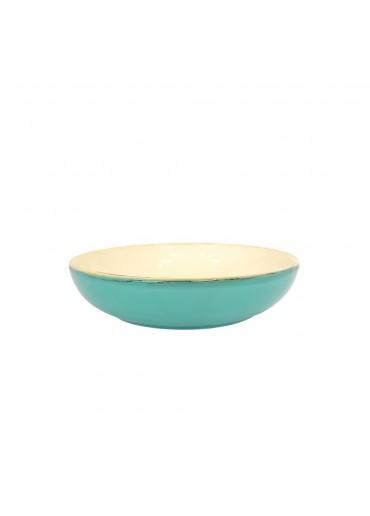 Grün & Form Salatteller türkis