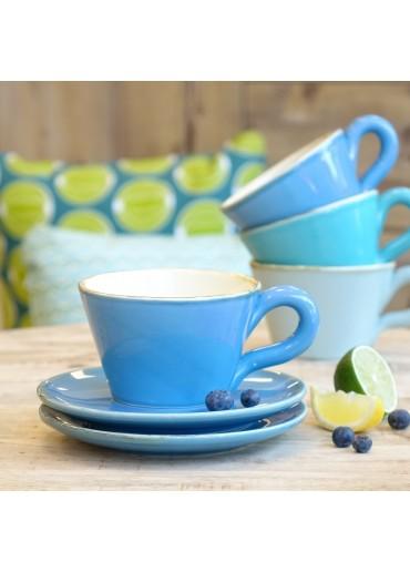 "Grün & Form Tasse ""Classic"" blau (Sonderedition)"