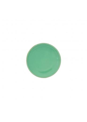 Grün und Form Keramik Unterteller dunkelgrün