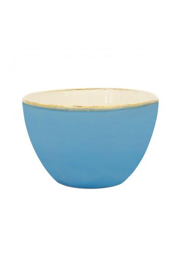 Grün und Form Salatschüssel blau
