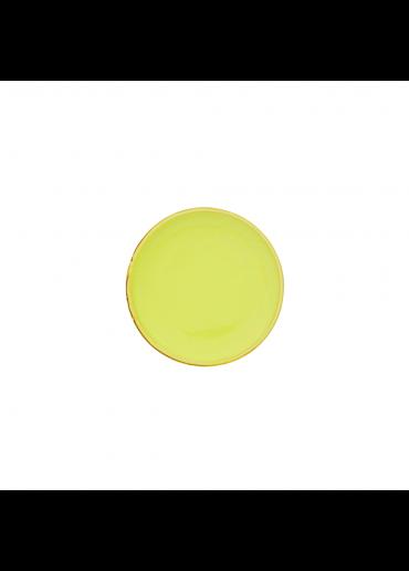 Grün & Form Untertassen / Dessert Teller apfelgrün