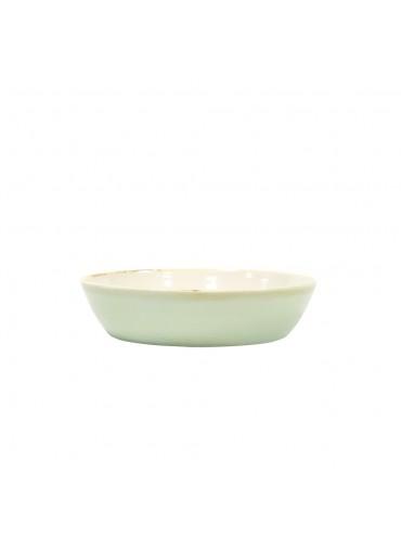 Grün & Form Keramik Salatteller mint