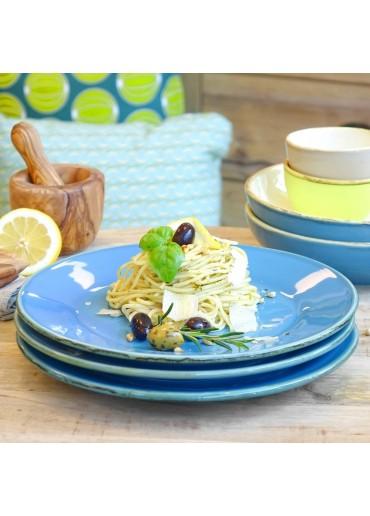 Grün & Form Speise Teller groß blau (Sonderedition)