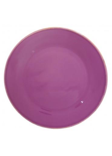Grün & Form Speise Teller groß pflaume (Sonderedition)