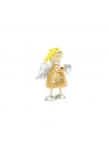 Engel Lena mini Rosé zum Stellen