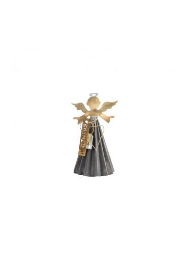 Metall Engel stehend zink
