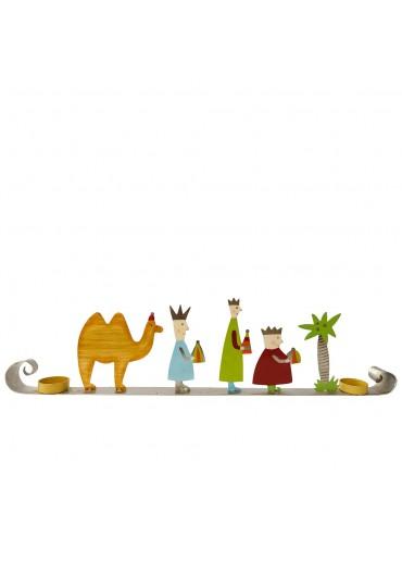 Kerzenständer Hl. Drei Könige