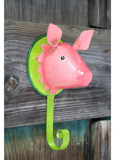 Metall Schwein Tierhaken