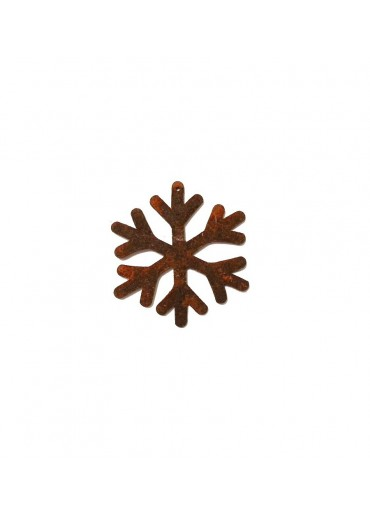 Rostige Schneeflocke S