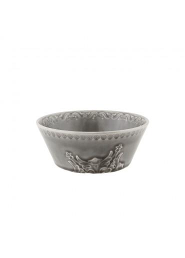 Rua Nova Keramik Schale grau