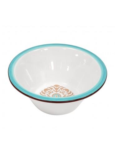 Portugiesische Keramik Salatschale von Vista Portuguese
