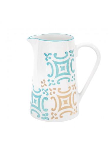 Portugiesischer Keramik Krug von Vista Portuguese