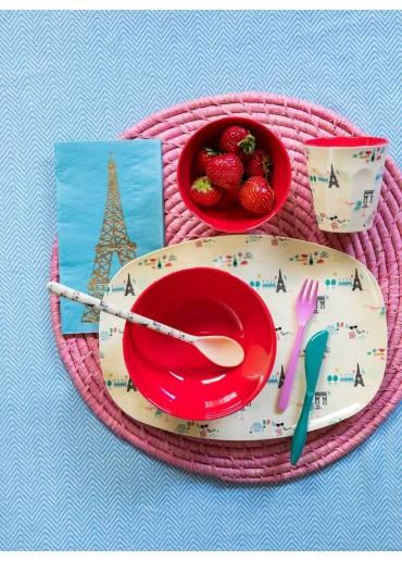 """Rice Melamin Becher """"Paris"""""""