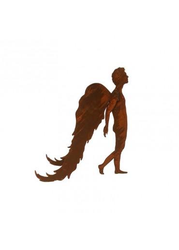 Rostiger Engel Raphael H 40