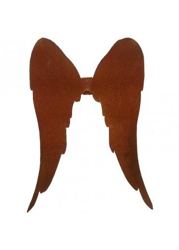 Rostiger Engelsflügel L
