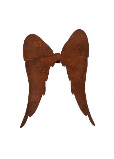 Rostiger Engelsflügel M