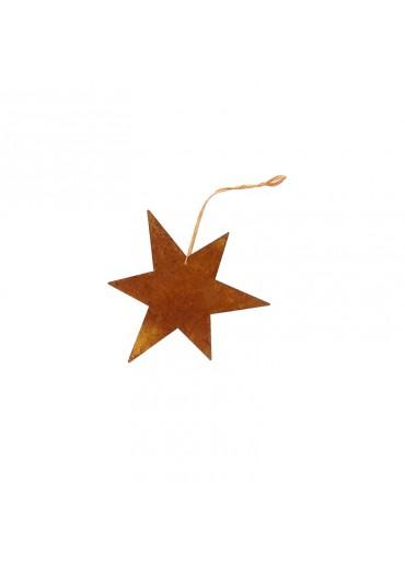 Rostiger Stern M