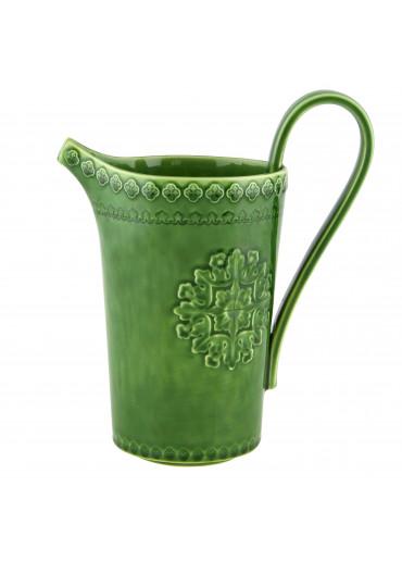 Rua Nova Keramik Krug grün