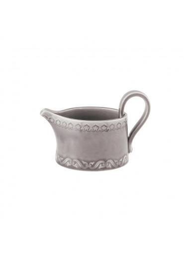 Rua Nova Keramik Milchkännchen anthrazit