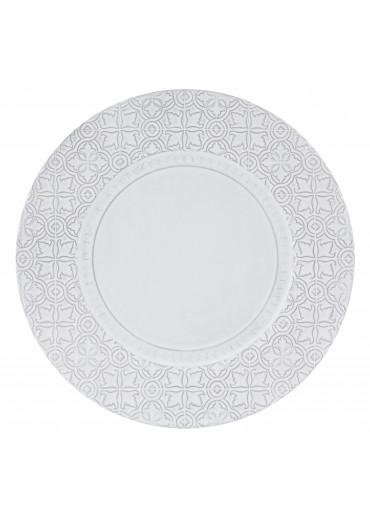 Rua Nova Keramik Platte antikweiß