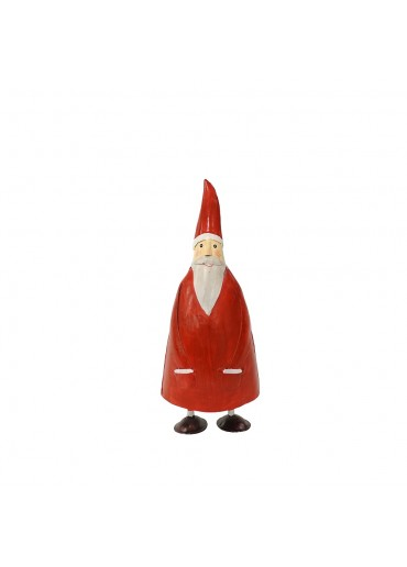 "Metall Santa ""Olaf"" M H21,5 cm"