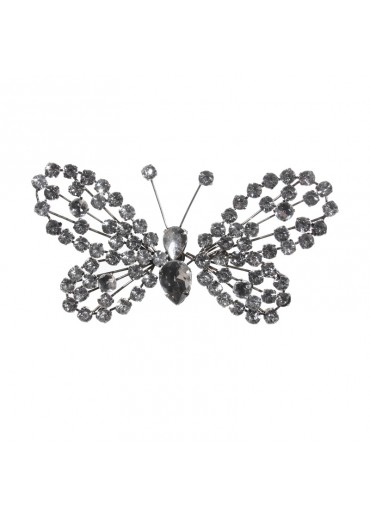 Schmetterling Clip antik