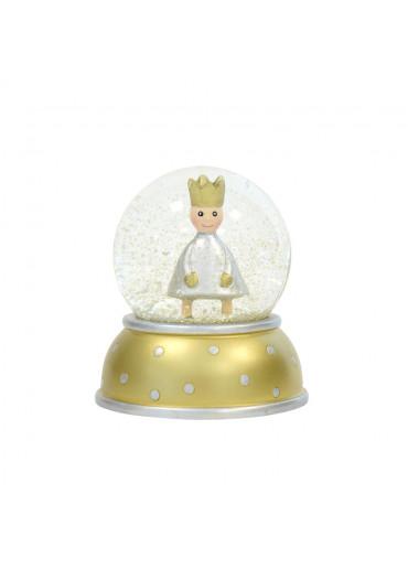 Schneekugel mit König von Pape