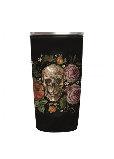 "Slide Cup ""Skull"" Bamboo Cup Deluxe von Chic.Mic"