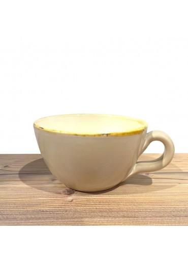 "Grün & Form Cappuccino Tasse ""grande"" nuss"