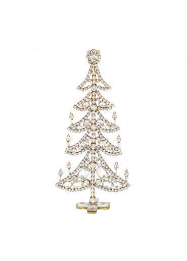 Glaskunst Weihnachtsbaum