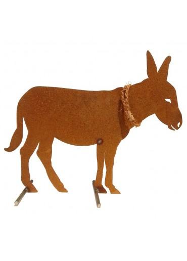 Rostiger Esel XL