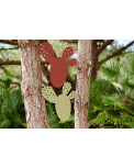 Fermob Untersetzer Kaktus aus der Envie D'Ailleurs Kollektion