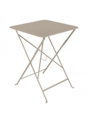 Fermob Bistro Tisch 57 x 57 cm Muskat