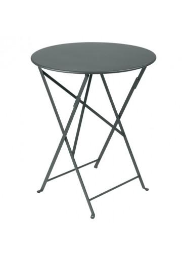 Fermob Bistro Tisch Ø60 Gewittergrau