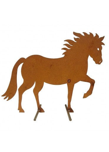 """Edelrost Pferd """"Cavallo"""" XL"""