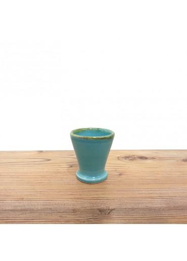 ferrum living gr n form keramik eierbecher aqua. Black Bedroom Furniture Sets. Home Design Ideas