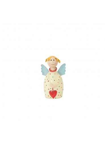 Engel Lotta mini zum Stellen cremeweiß