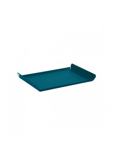 Fermob Tablett Alto 36 x 23 cm Acapulcoblau