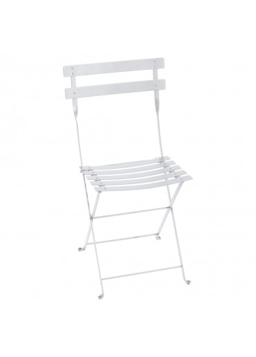 Fermob Bistro Stuhl Metall Baumwollweiß