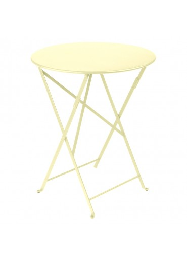 Fermob Bistro Tisch Ø60 Zitronensorbet