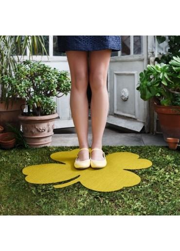 Fermob Outdoor Teppich Trèfle klein 66,5 x 66,5 cm