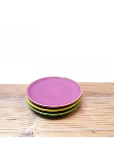 Grün & Form Untertassen / Dessert Teller pflaume