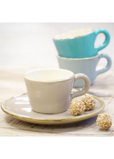 Grün & Form Espresso Tasse nuss