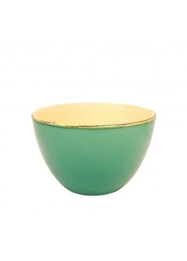 Grün & Form Salatschale M dunkelgrün